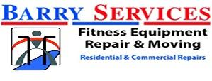 Barry Services Treadmill & Sports Equipment Repair & Moving Logo